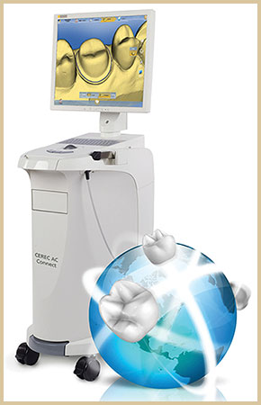 CEREC Single Visit Dental Crowns